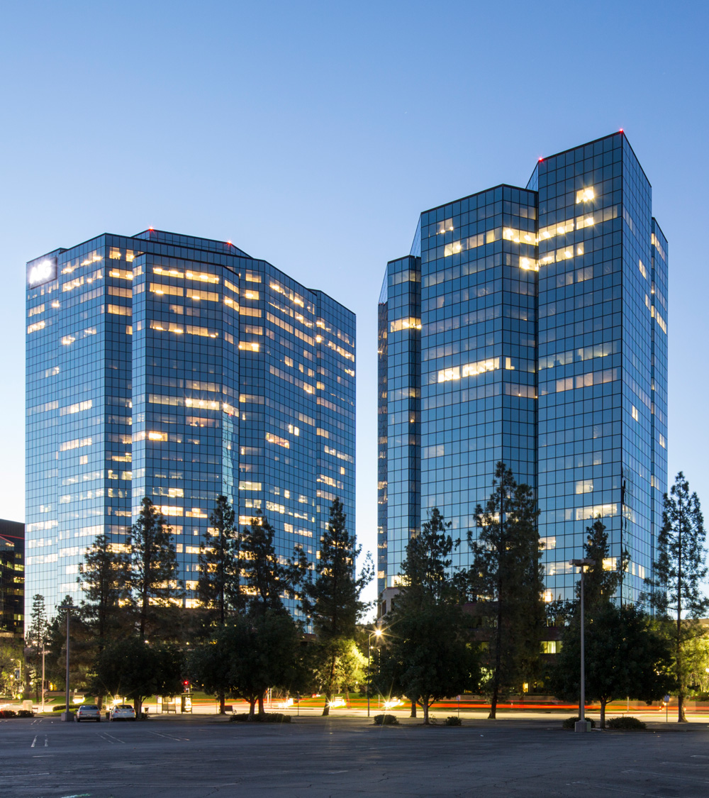 Warner Center Towers